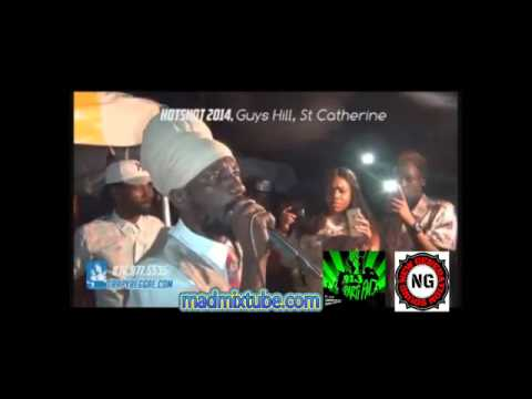SIZZLA - ISSUES IN DANCEHALL ( ALKALINE /GAGE DISS)