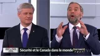 TVA Federal Leaders Debate: Security & Foreign Affairs