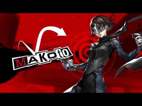 Persona 5: Makoto Niijima Introduction Trailer