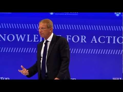 Bruce Rockowitz: Wharton Global Alumni Forum, Milan 2012