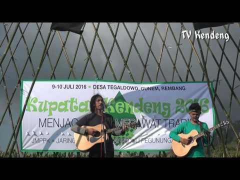 Sisir Tanah - Bebal | Solidaritas untuk Kendeng