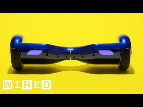 Smooth Moves: Riding Insanely Fun Hoverboards | Gadget Lab