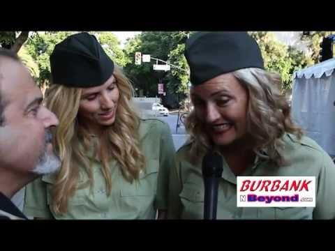 Burbank's Centennial Party