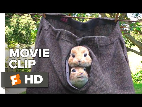 Peter Rabbit Movie Clip - Three Card Monte (2018) | Movieclips Coming Soon