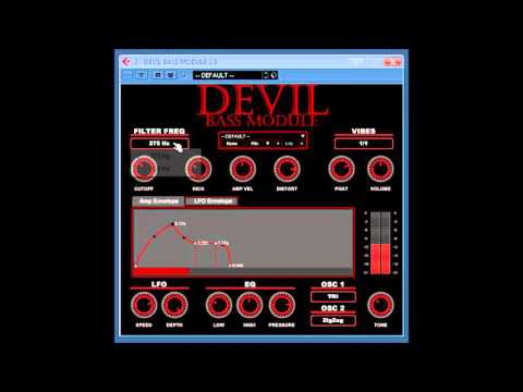 Devil Bass Module 2.5