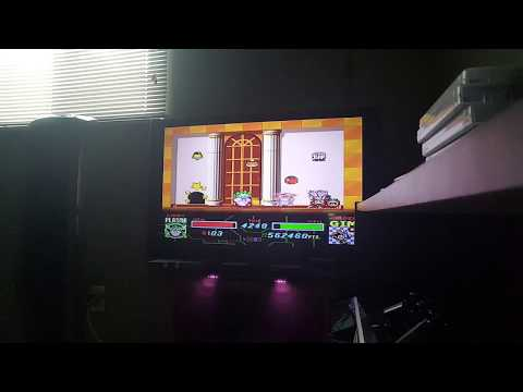 Fanboy plays Kirby Super Star - Part 9 - down goes Meta Knight