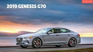 2019 Genesis G70 - Interior and Exterior - Phi Hoang Channel.