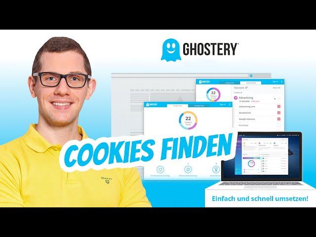 Cookies finden blockieren, aktivieren & deaktivieren + für Cookie Banner nutzen | Ghostery