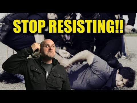 Can You Resist an Unlawful Arrest?