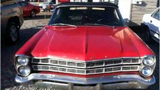 1967 Ford Galaxie Used Cars High Point NC