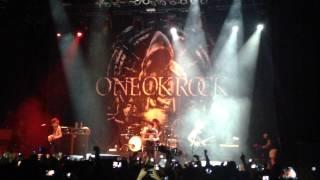 ONE OK ROCK - Mighty Long Fall Live @ Mexico City [2014.11.06]