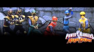 Power Rangers: Ninja Storm (Full Theme)