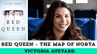 Red Queen by Victoria Aveyard | Official Kingdom of Norta Map