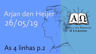 10. As 4 linhas p.2   Arjan den Heijer (26/05/19)