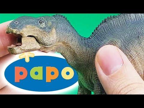 Papo® Iguanodon Review