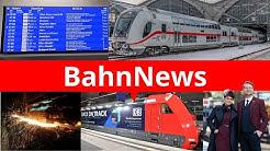 Probleme mit Bombardier, neue Kleidung bei der DB und viel mehr   BahnNews Jänner 2020