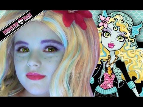 Monster High Lagoona Blue Doll Cake Lagoona Blue Monster High Doll