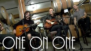 ONE ON ONE: The Shelters June 9th, 2016 City Winery New York Full Session