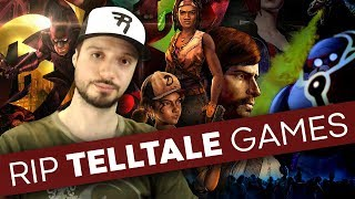 The FULL story of Telltale Games' fall; WoW Classic playable at Blizzcon 2018; Epic Mammaries & more