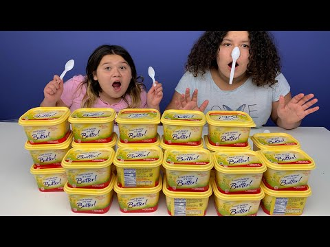 Don't Choose the Wrong Butter Slime Challenge