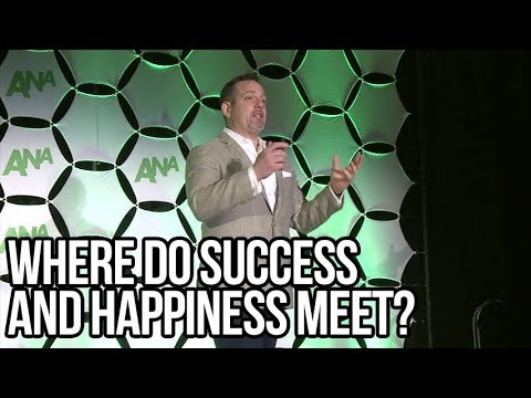 Where Do Success and Happiness Meet? | Daniel Lerner