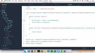 How To Change Core Functionality In Magento2