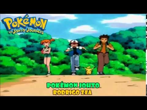 Pokémon Johto (Pokémon opening 3) version full latina by Rodrigo Zea