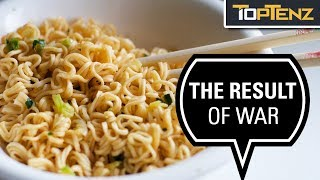 10 World Famous Products Brought To Us By World Wa...