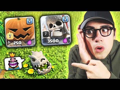 NUOVE TRUPPE TERRIFICANTI! SPECIALE HALLOWEEN Clash of Clans