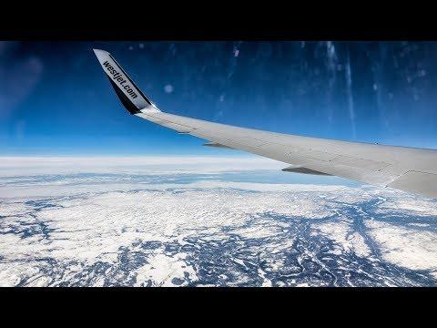 TRIP REPORT - WestJet 767-300ER ECONOMY Class - London Gatwick to Toronto (WS4)