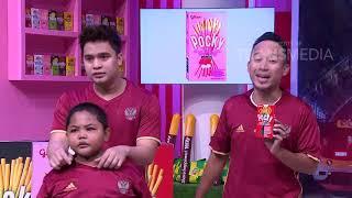 NGABUBURIT HAPPY - Pertandingan Sepak Bola Malah Sibuk Godain Wasitnya (1/6/18) Part 3