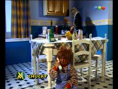 Chucky, el muñeco maldito - Videomatch