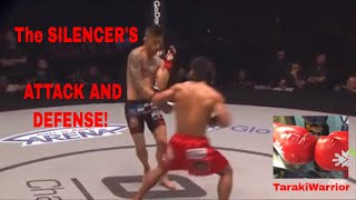 Belingon Vs Nguyen Fight Highlights: The Attack and Defense of the Silencer