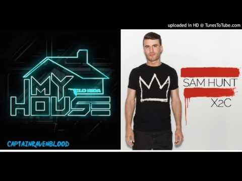 Sam Hunt vs. Flo Rida - My House Party