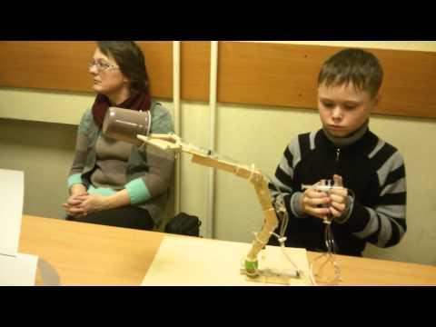 Гидравлические механизмы своими руками