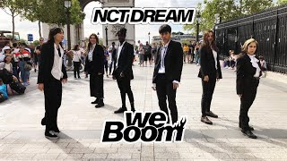 [KPOP IN PUBLIC CHALLENGE PARIS] NCT DREAM 엔시티 드림 'BOOM' Dance Cover by ICU from FRANCE
