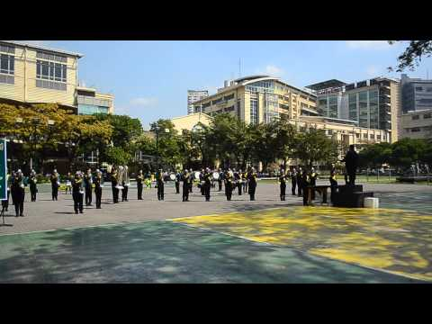 FEU DBC - You Give Love a Bad Name and Drumline routine
