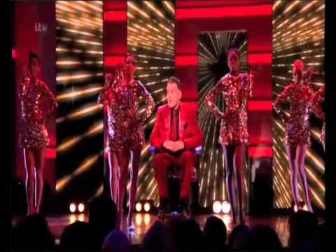 Melanie C, Ben Forster and Chris Moyles - Jesus Christ Superstar