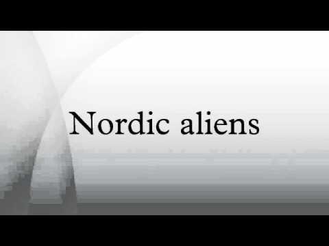 Nordic aliens