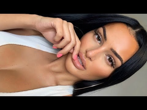 GRWM | NO FOUNDATION EASY EVERYDAY MAKEUP LOOK! thumbnail