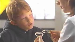 Pearle Vision Commercial 1988
