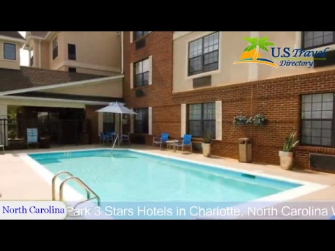 TownePlace Suites Charlotte University Research Park - Charlotte Hotels, North Carolina