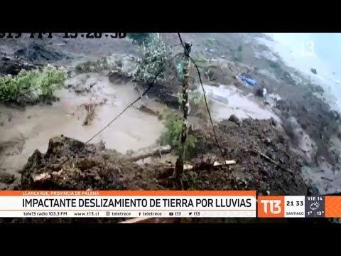 Emergencia por intensas lluvias en diversas zonas