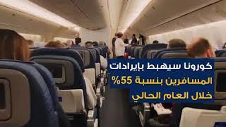 فيروس كورونا سيهبط بإيرادات المسافرين خلال 2020 بنسبة 55%