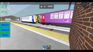 ROBLOX | NewBuildmini's Birthday train departs Tonham Central
