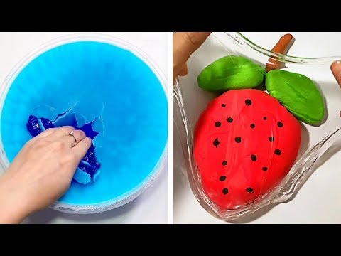Satisfying & Relaxing Slime Videos #528 from YouTube · Duration:  10 minutes 6 seconds