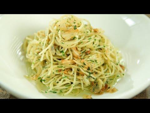 Spaghetti Aglio E Olio Recipe | Pasta With Garlic And Olive Oil | Pasta Recipe | Varun Inamdar