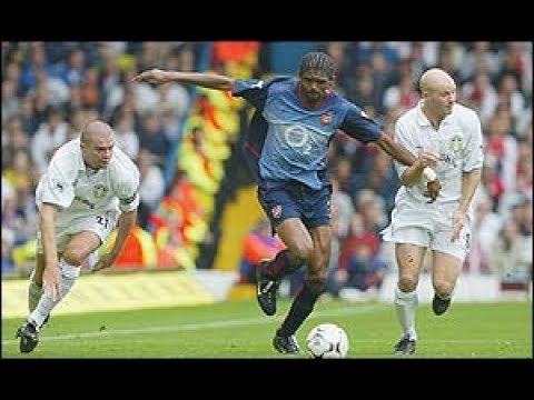 Nwankwo Kanu : Skills | Goals | Passes - Part 1