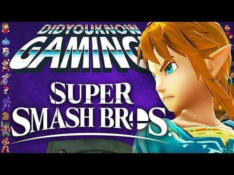 Super Smash Bros Secrets - Did You Know Gaming? Feat. Dazz