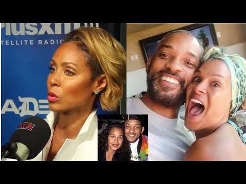 Jada Pinkett Smith TELLS ALL about WILL SMITH and his EX WIFE going on Vacation TOGETHER!